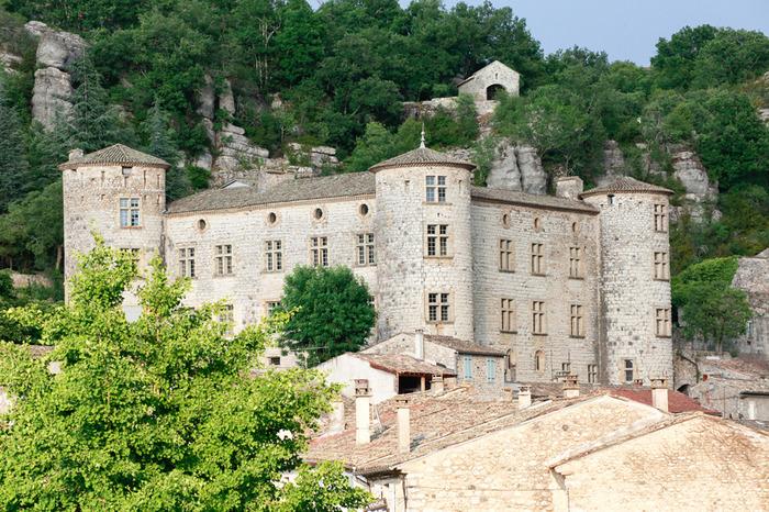 Journées du patrimoine 2018 - Visite libre du château de Vogüé.