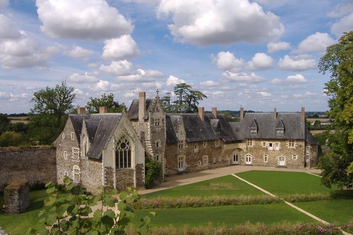 Journées du patrimoine 2018 - Visite libre du Château du Plessis-Macé