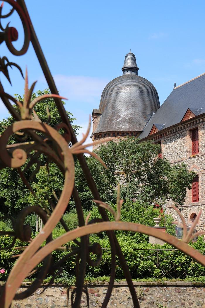 Journées du patrimoine 2018 - visite libre du château et des jardins des Arcis