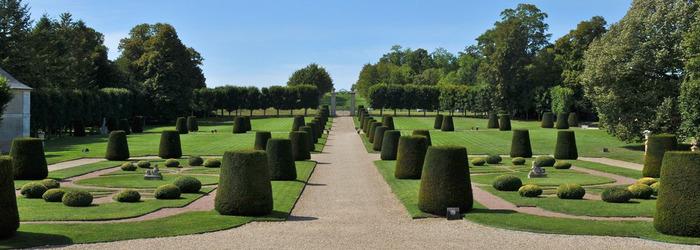 Journées du patrimoine 2018 - Visite libre du château et du parc du château de Vendeuvre