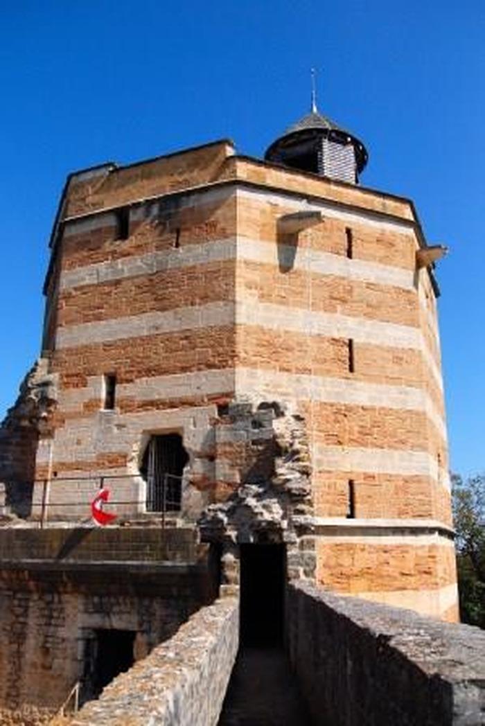 Journées du patrimoine 2018 - Visite libre du château-fort de Trévoux.