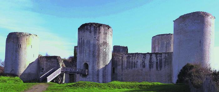 Journées du patrimoine 2018 - Visite du château du Coudray-Salbart