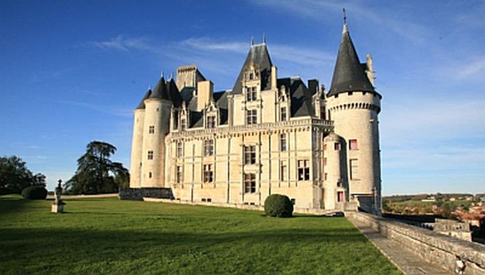 Crédits image : © Château de la Rochefoucauld