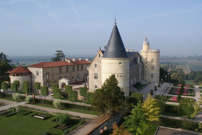 Crédits image : Château de Bouthéon