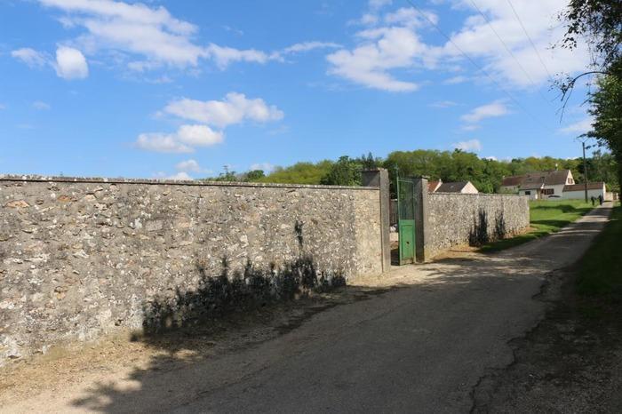 Journées du patrimoine 2017 - Visite libre du cimetière de Lumigny