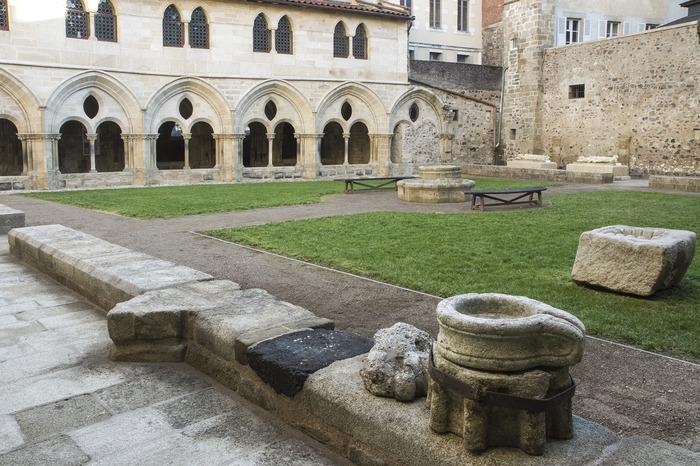 Journées du patrimoine 2017 - Découverte du cloître de Tulle