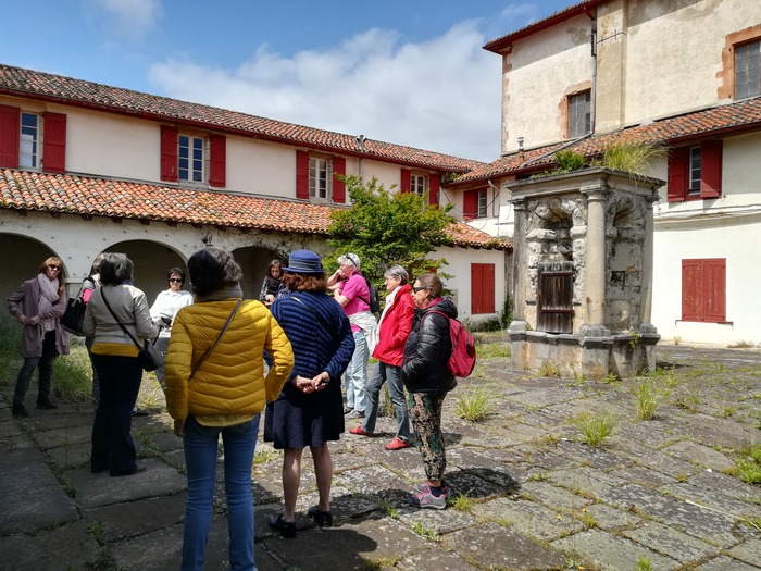 Journées du patrimoine 2018 - À la découverte du cloître des récollets