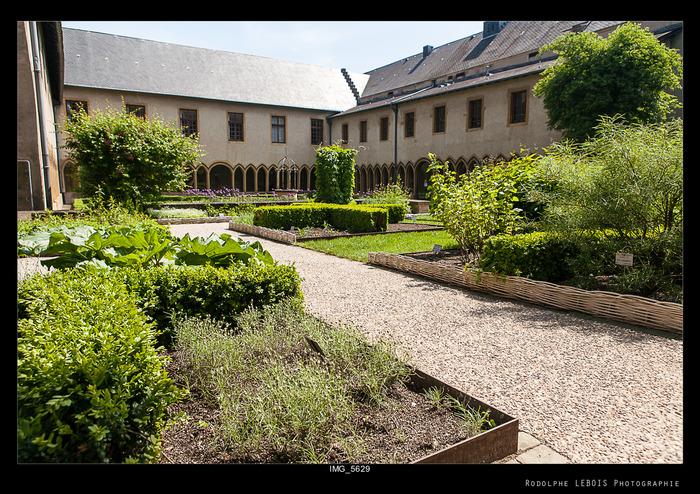 Journées du patrimoine 2018 - Visite libre du cloître des Récollets