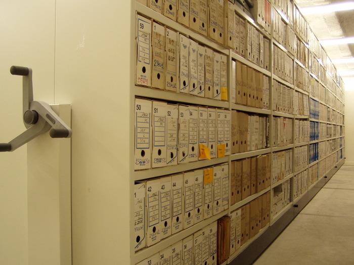 Journées du patrimoine 2018 - Visite libre du dépôt d'archives