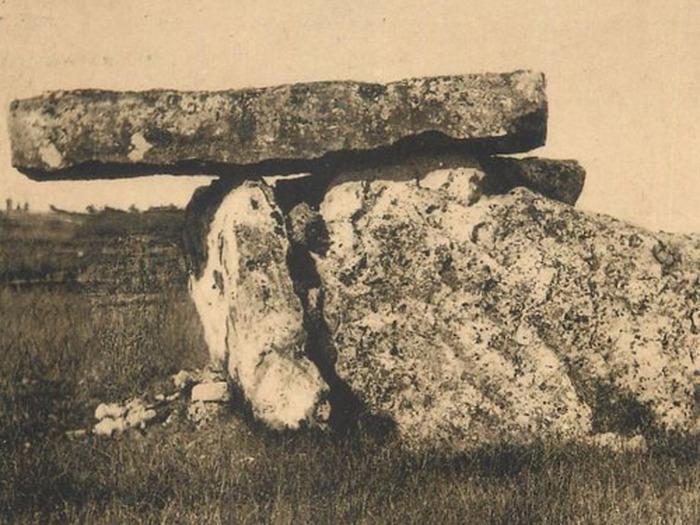 Journées du patrimoine 2018 - Découverte du dolmen de Boumiers
