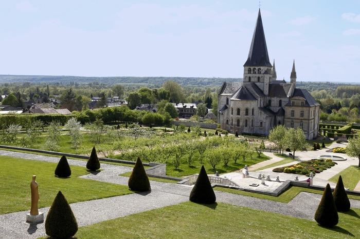 Journées du patrimoine 2018 - Visite libre du domaine abbatial Saint-Georges-de-Boscherville