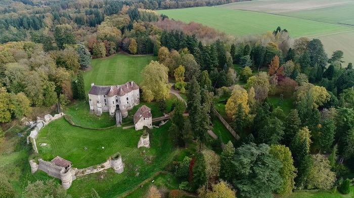 Journées du patrimoine 2018 - Visite libre du domaine d'Harcourt, château et arboretum
