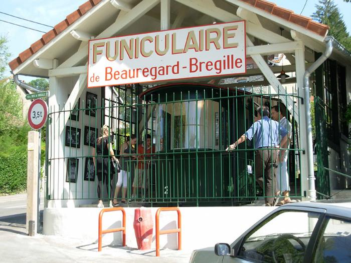 Crédits image : Les Amis du Funiculaire de Besançon
