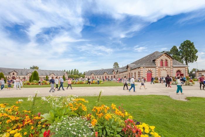 Journées du patrimoine 2018 - Visite libre du haras national, pôle hippique de Saint-Lô