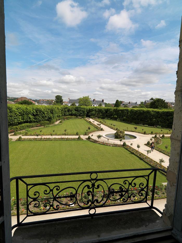 Crédits image : Conseil régional d'Ile-de-France - service patrimoine et inventaire