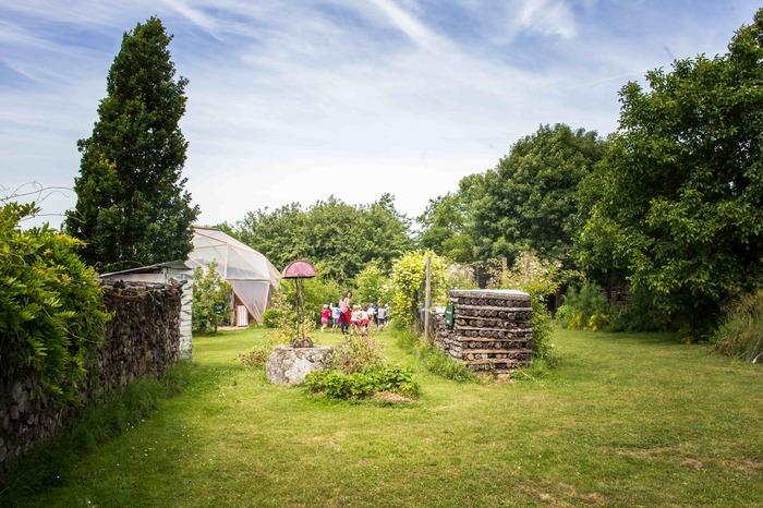 Journées du patrimoine 2018 - Visite libre du Jardin des Histoires