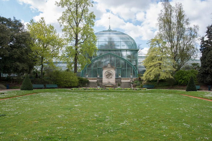 Journées du patrimoine 2018 - Visite libre du Jardin des Serres d'Auteuil