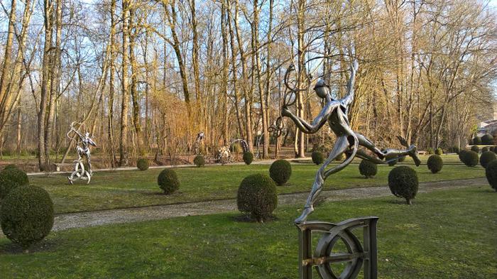 Visita libre del jard n renacimiento de diktynna for Jardin renaissance