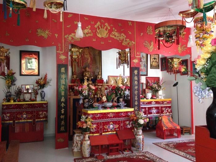 Journées du patrimoine 2018 - Visite libre du lieu de mémoire, de la chapelle et de la pagode