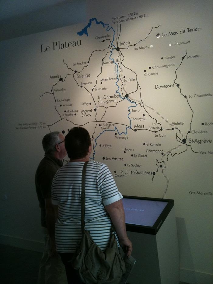 Crédits image : Lieu de Mémoire au Chambon-sur-Lignon