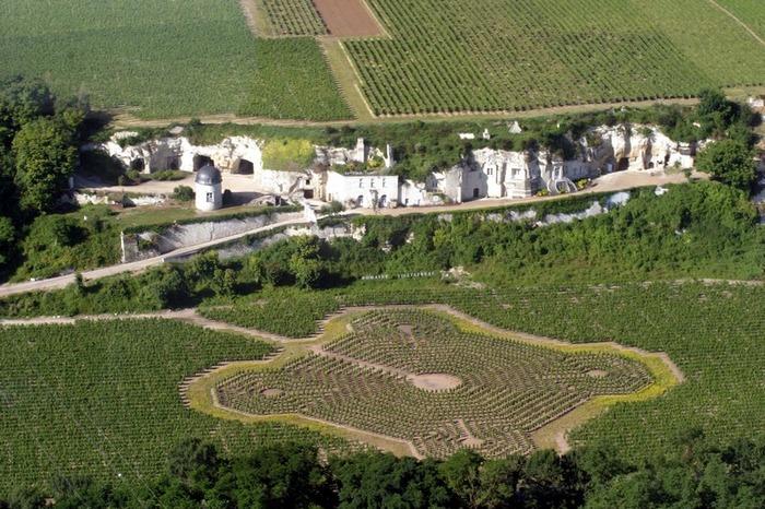 Journées du patrimoine 2018 - Visite libre du logis seigneurial troglodytique et dégustation des vins du Domaine Filliatreau
