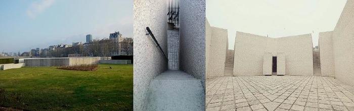 Journées du patrimoine 2018 - Visite libre du Mémorial des Martyrs de la Déportation