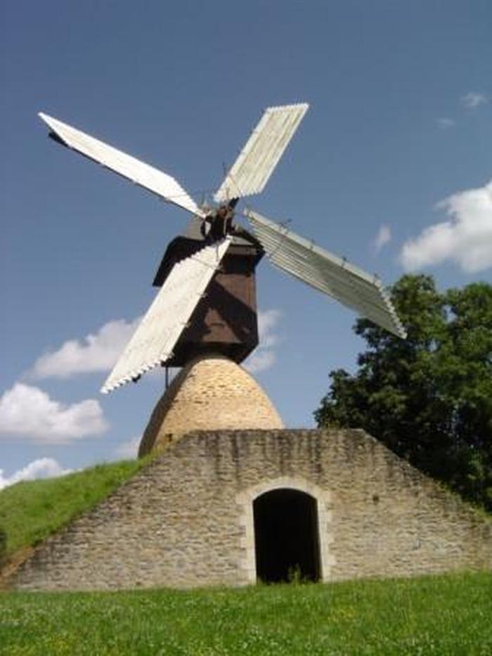 Journées du patrimoine 2018 - Visite libre du Moulin Cavier