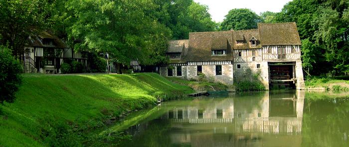 Journées du patrimoine 2018 - Visite libre du moulin d'Andé