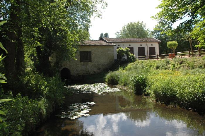 Journées du patrimoine 2018 - Visite libre du moulin de Montgaillard