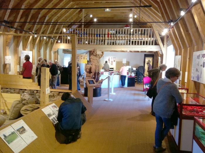 Journées du patrimoine 2018 - Visite libre du musée archéologique
