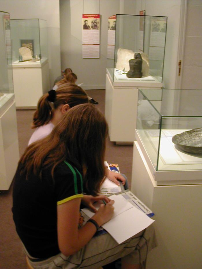 Crédits image : Musée Archéologique, photo: Musées de Strasbourg
