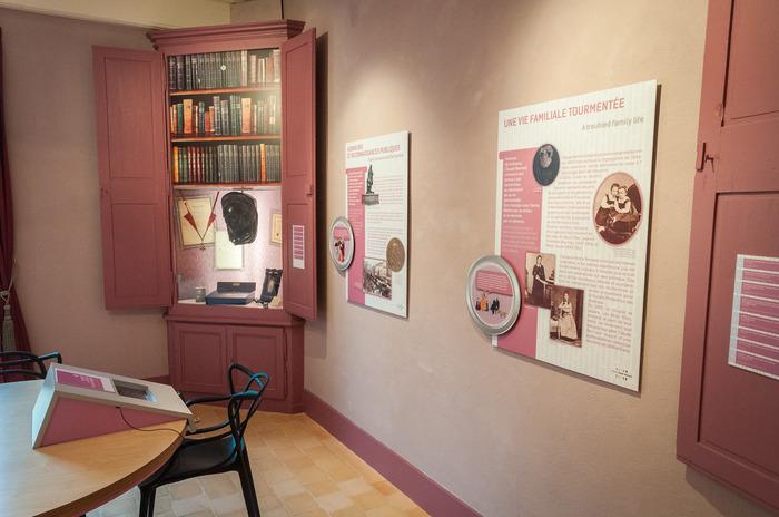 Journées du patrimoine 2018 - Visite libre du Musée Claude Bernard.