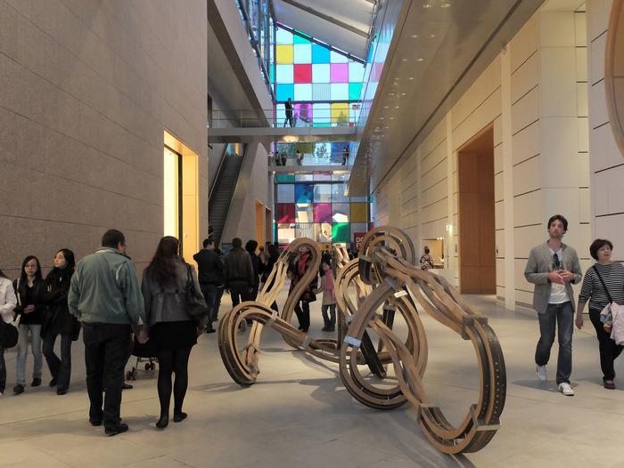 Crédits image : Musée d'Art moderne et contemporain, photo: Mathieu Bertola