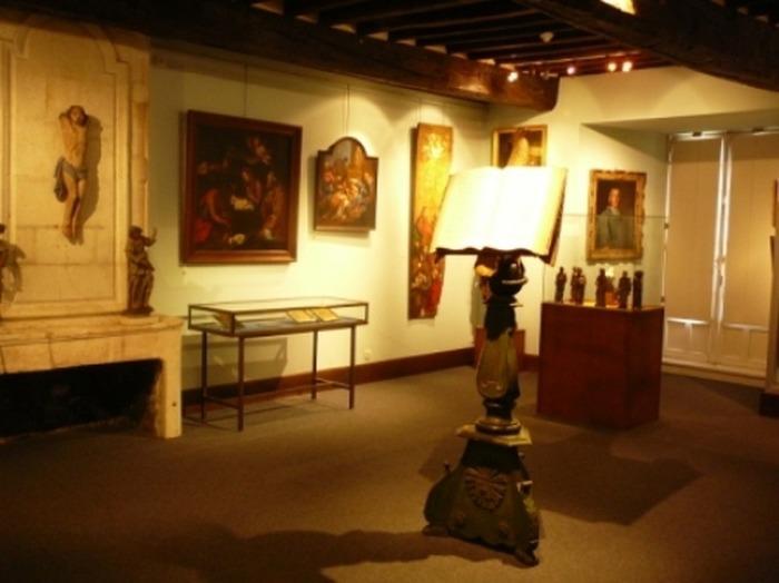Journées du patrimoine 2018 - Visite libre du musée d'art religieux de Sées