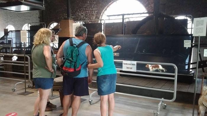 Journées du patrimoine 2018 - Visite libre du Musée de la Métallurgie