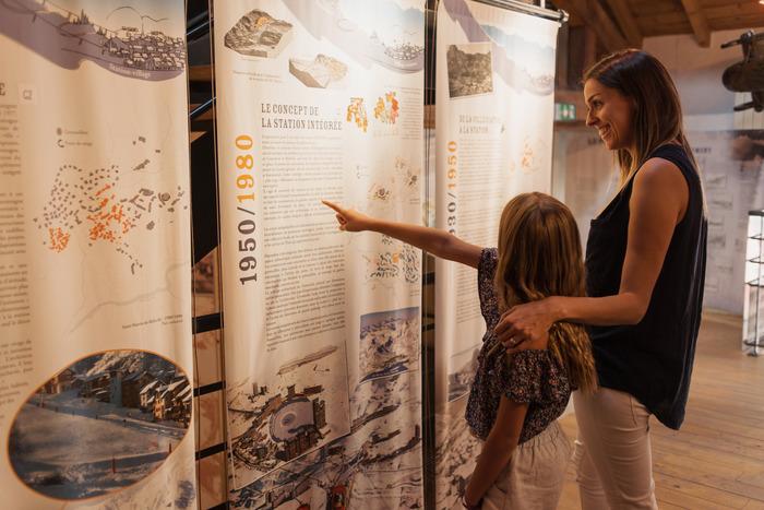 Journées du patrimoine 2018 - Visite libre du musée de Saint-Martin-de-Belleville.