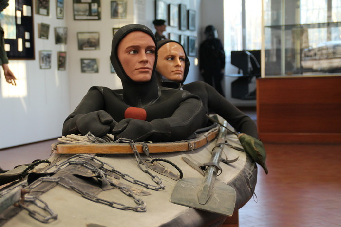 Journées du patrimoine 2018 - Visite libre du musée de tradition des fusiliers marins