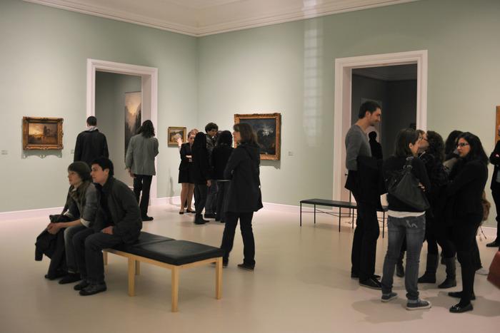 Crédits image : Musée des Beaux-Arts, photo: Mathieu Bertola