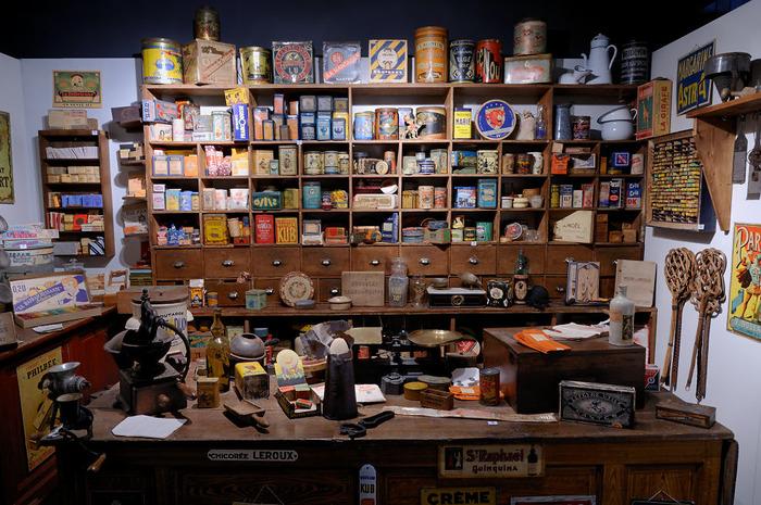 Journées du patrimoine 2017 - Visite libre du Musée des Commerces et des marques