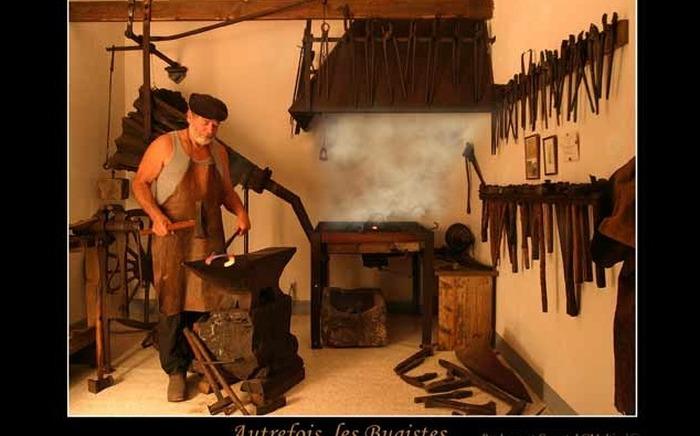Journées du patrimoine 2018 - Visite libre du musée des traditions bugistes.