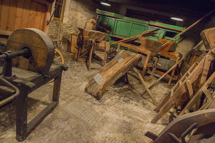 Journées du patrimoine 2018 - Visite libre du musée du Blé et du Pain