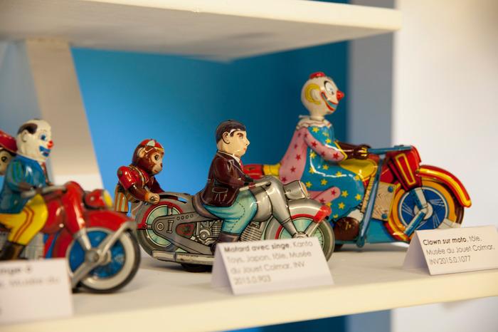 Crédits image : Musée du jouet