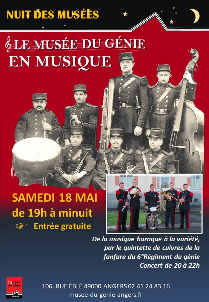 Nuit des musées 2019 -NUIT DES MUSÉES 2019