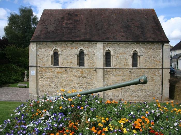 Journées du patrimoine 2017 - Visite libre du musée et de l'exposition temporaire sur l'équipement des soldats de la Bataille de Normandie.