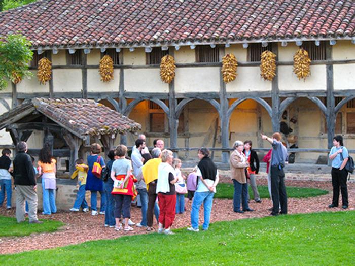 Journées du patrimoine 2018 - Visite libre du musée et de la ferme des Planons.