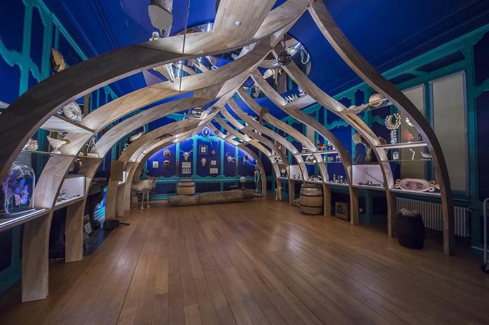 Journées du patrimoine 2018 - Visite libre du musée et du cabinet de curiosités
