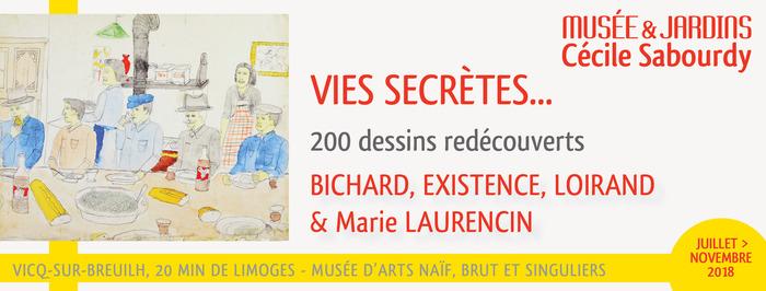 Journées du patrimoine 2018 - Visite libre du Musée et Jardins Cécile Sabourdy
