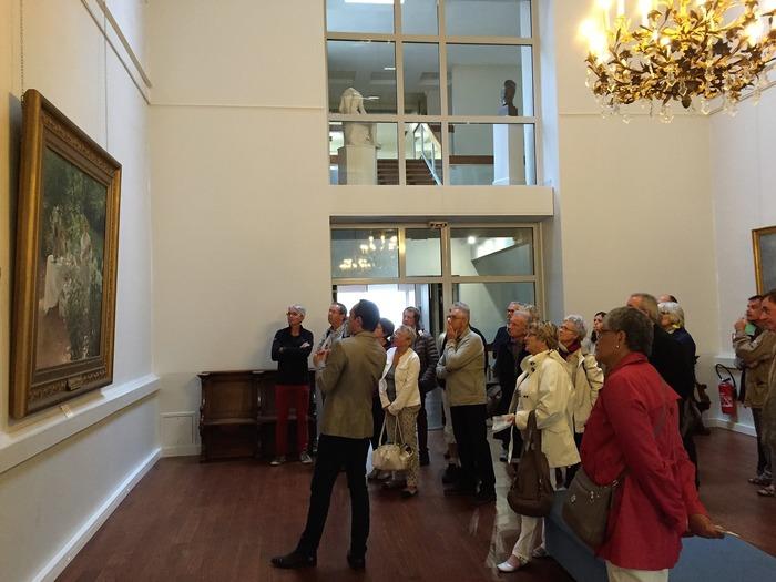 Journées du patrimoine 2018 - Visite libre du musée Eugène Boudin