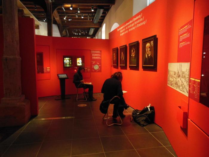 Crédits image : Musée Historique, photo: Musées de Strasbourg