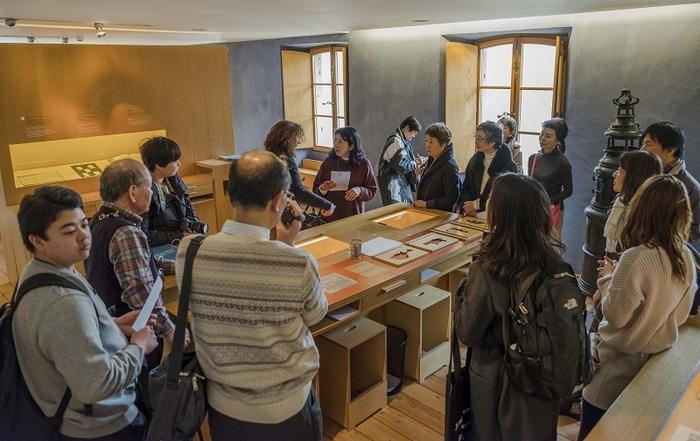 Journées du patrimoine 2018 - Cheminement au Musée J.F. Oberlin